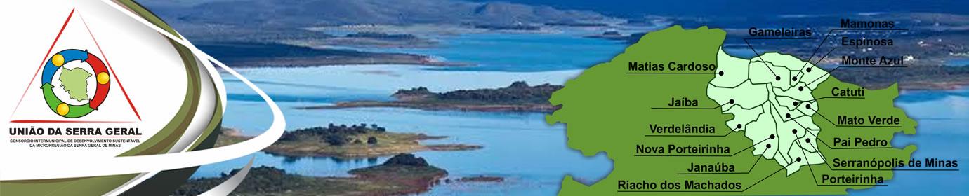 Consorcio intermunicipal de desenvolvimento sustentável união da Serra Geral